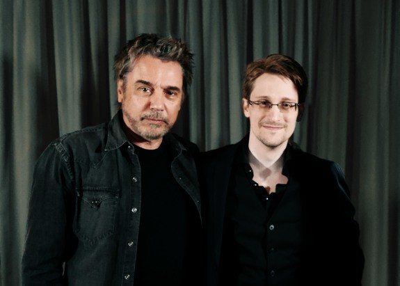 EDWARD SNOWDEN REVEALED AS FINAL COLLABORATOR ON JEAN-MICHEL JARRE'S