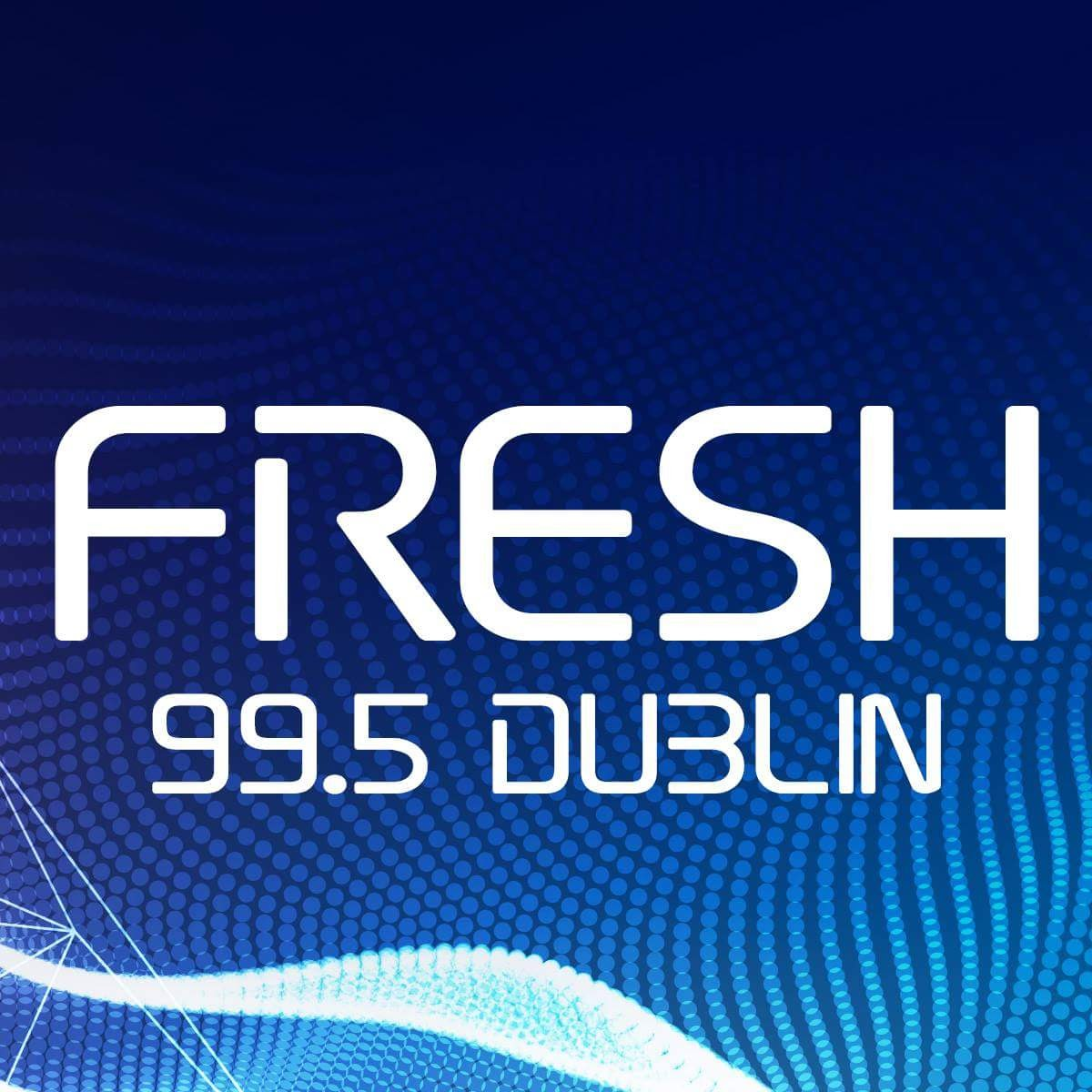 Dance One now on FRESH FM 99.5 in Dublin Ireland